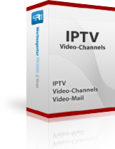 IPTV - Video-Channels und Video-Mail