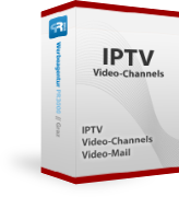 IPTV - Video-Channels & Video-Mail